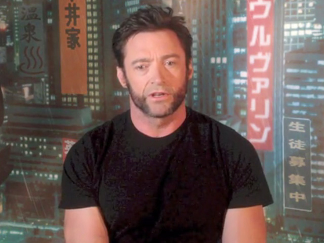 Hugh Jackman On What He Loves About Playing The 'Tough Guy' In Twitter Chat Promoting New Movie 'The Wolverine'