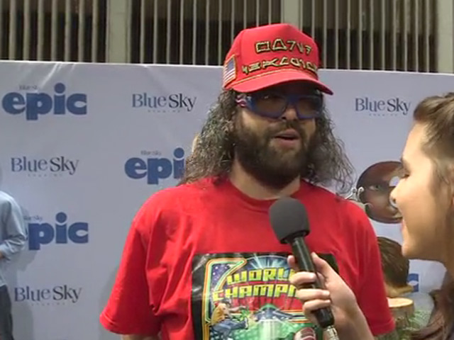 Judah Friedlander Talks Animation And Karate T-Shirts In An Interview About His New Movie 'Epic'