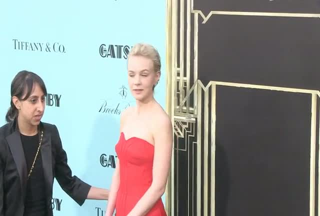 Leonardo DiCaprio Talks Connecting With His Character At 'The Great Gatsby' NY Premiere - Part 2