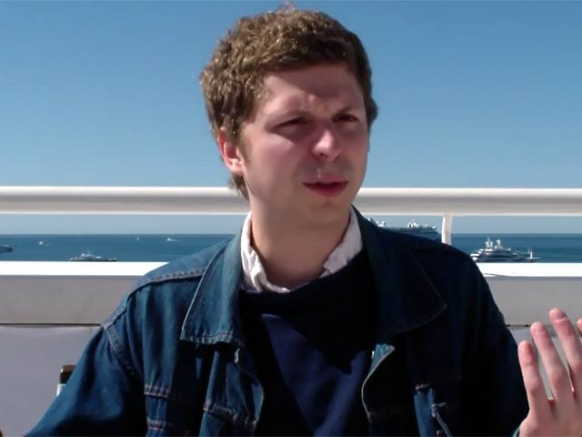 Michael Cera Admires Juno Temple's Stamina In Cannes Interview About 'Magic Magic'