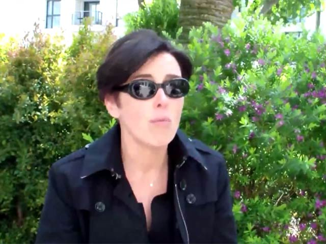 Olivia Williams Talks About Her New Sci-Fi Flick 'Last Days On Mars' In Cannes Interview