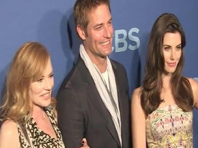 Sharon Osbourne And The Cast Of 'How I Met Your Mother' Among Cbs Upfront 2013 Star Arrivals - Part 4