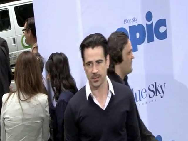 Stars Including Colin Farrell And Chris O'Dowd Arrive At The 'Epic' NY Premiere - Part 1