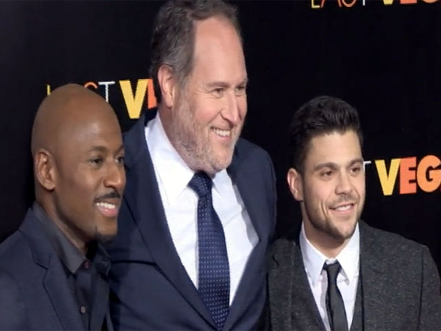 Director Jon Turteltaub Hits The Red Carpet At 'Last Vegas' NY Premiere - Part 1