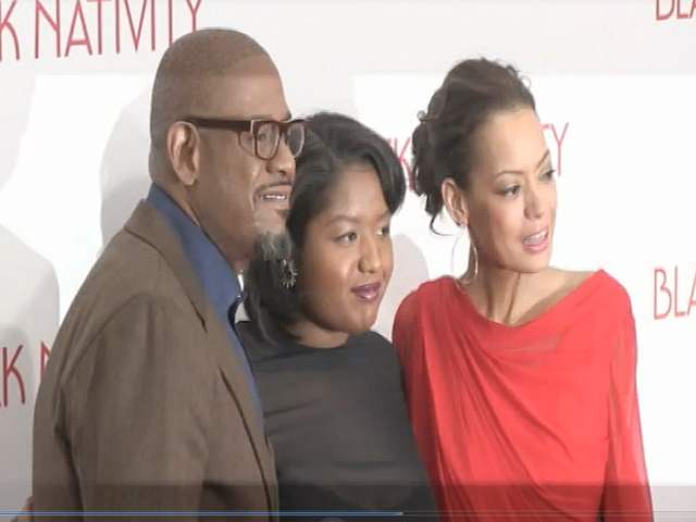 Forest Whitaker Takes Family To 'Black Nativity' NY Premiere - Part 3