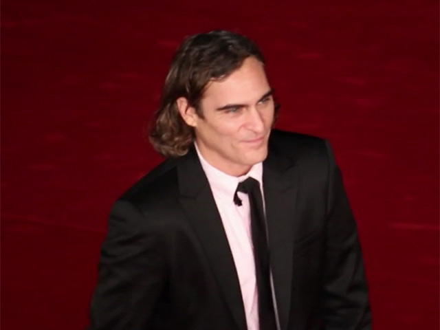 Joaquin Phoenix And Scarlett Johansson Arrive At RIFF Premiere Of 'Her' - Part 1