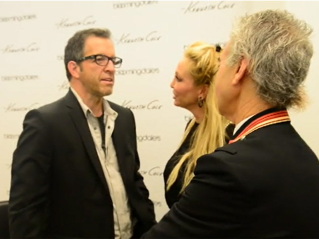 Kenneth Cole Talks To Fans At 'This Is A Kenneth Cole Production' Book Signing - Part 2
