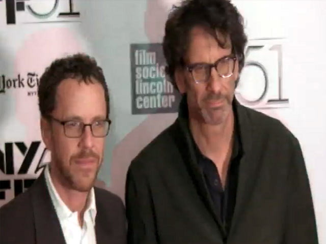 Adam Driver And The Coen Brothers Spotted At 'Inside Llewyn Davis' NYFF Premiere - Part 3