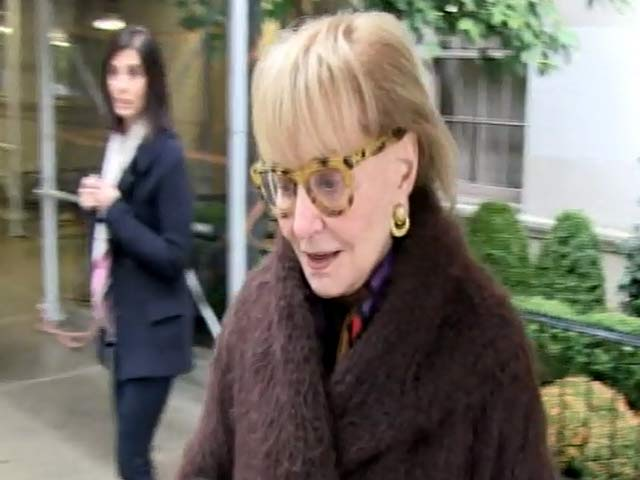 Barbara Walters Says There's 'No Truth' In Rumours About Jenny McCarthy