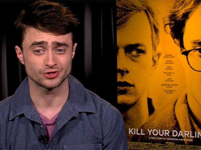 Daniel Radcliffe Talks Screenwriting, Music And The Beat Generation In 'Kill Your Darlings' Interview