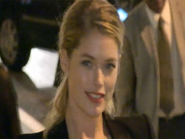 Doutzen Kroes Looks Glam In Black At FGI's Night Of Stars Gala - Part 1