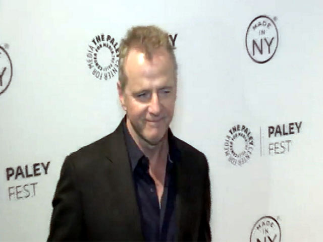 'Elementary' Stars Johnny Lee Miller And Lucy Liu At Paleyfest Made In NY