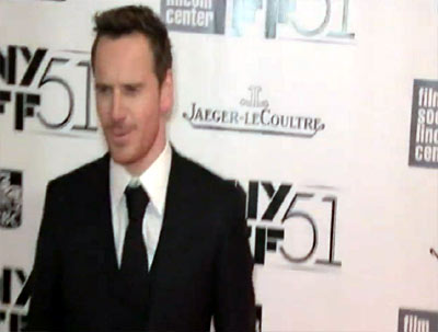 Michael Fassbender Attends '12 Years A Slave' NYFF Premiere - Part 2
