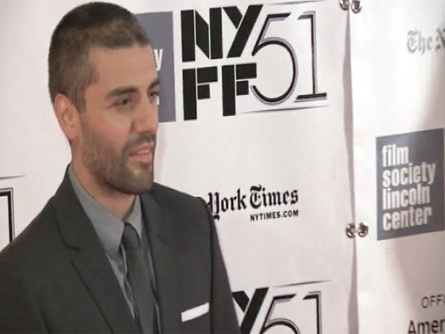 Oscar Isaac Joined By Co-Stars At 'Inside Llewyn Davis' NYFF Premiere - Part 1