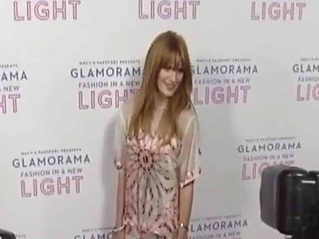 Bella Thorne Turns Heads In Hippy Frock At Macy's Passport 'Glamorama' - Part 14