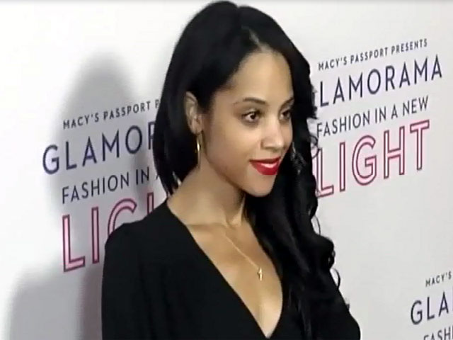 Bianca Lawson In Elegant Black At Macy's Passport 'Glamorama' - Part 9