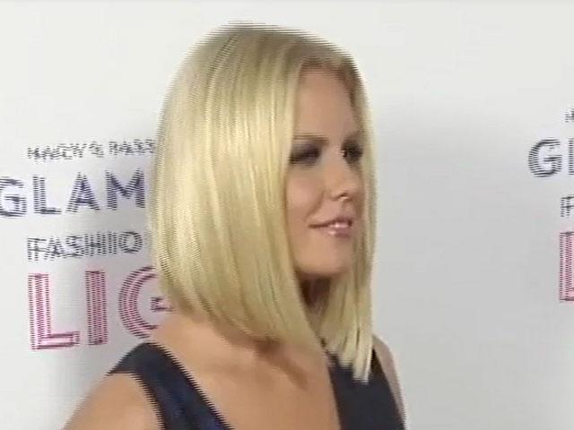 Carrie Keagan Displays Perfect Blonde Bob At Macy's Passport 'Glamorama' - Part 13