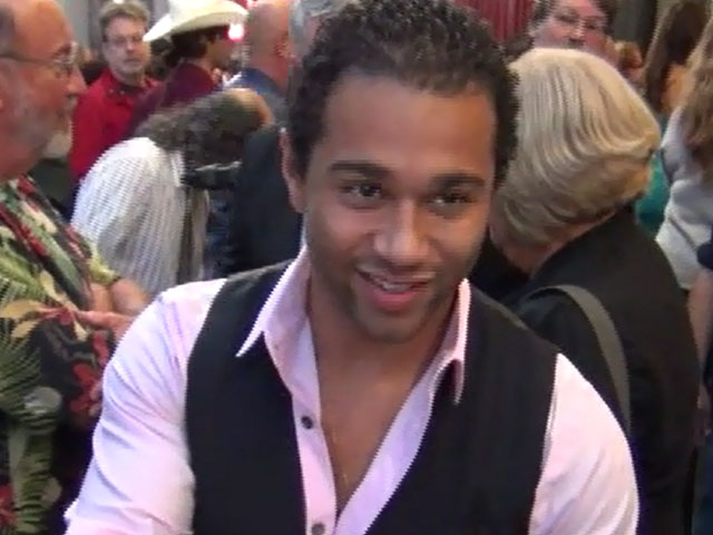Corbin Bleu Says He Felt Great On 'DWTS' At The Opening Night Of 'The Wizard Of Oz' - Part 2