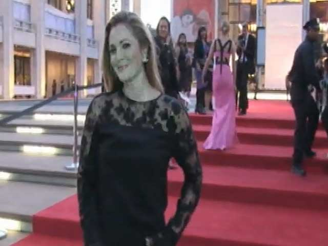 Drew Barrymore Looks Sophisticated At NYC Ballet Gala - Part 4