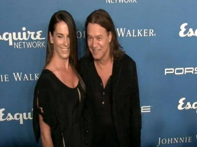 Eddie Van Halen Spotted At The Esquire 80th Anniversary And Network Launch - Part 1
