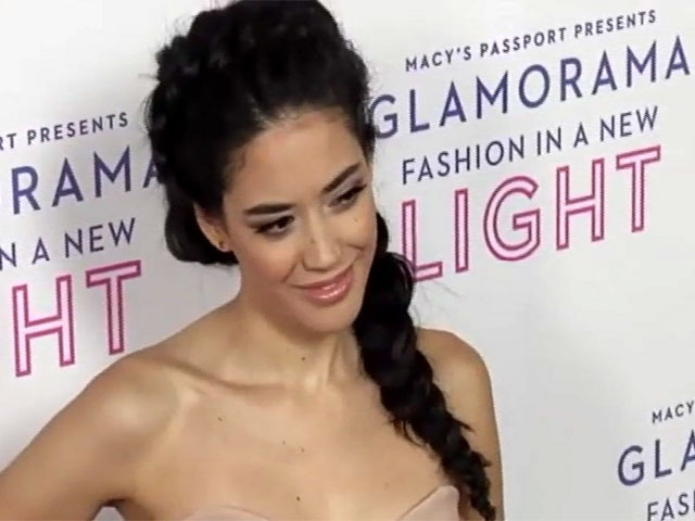 Edy Ganem Goes For Pretty Pink At Macy's Passport 'Glamorama' - Part 8