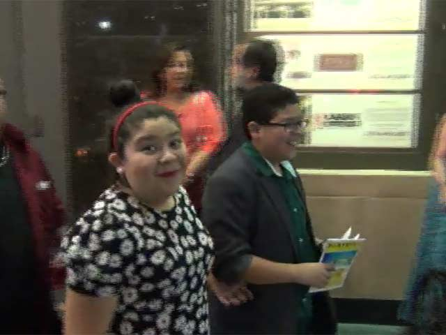 Raini Rodriguez And Brother Rico Appeared To Enjoy The Opening Night Of 'The Wizard Of Oz' - Part 13