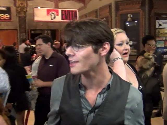 RJ Mitte Is Exhausted At 'The Wizard Of Oz' Opening Night - Part 14