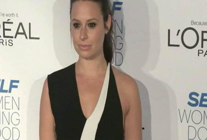 Stars Pose For The 2013 Self Magazine 'Woman Doing Good' Awards