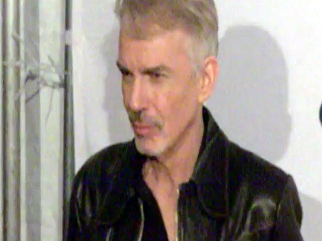Billy Bob Thornton Arrives For Media Presents: 'Fargo' In New York - Part 1
