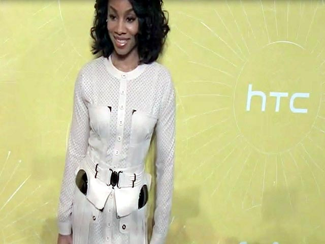 Broadway Star Anika Noni Rose Arrives At Variety's Power Of Women Luncheon - Part 3