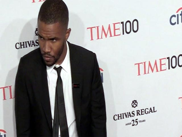 Frank Ocean Is A Guest At The TIME 100 Gala
