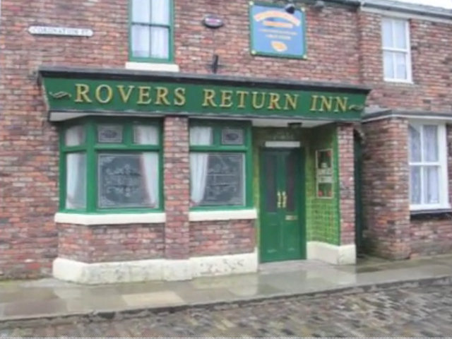 Coronation Street 'The Tour' Takes Place At The Old Set In Manchester
