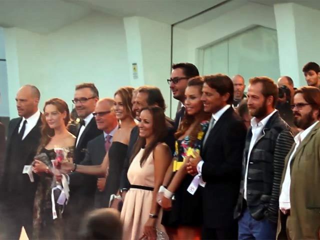 Emma Stone And Edward Norton Arrive At Venice Film Festival 'Birdman' Premiere