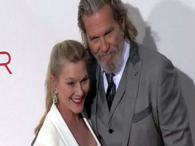 Jeff Bridges Brings His Wife Along To 'The Giver' NY Premiere - Part 5