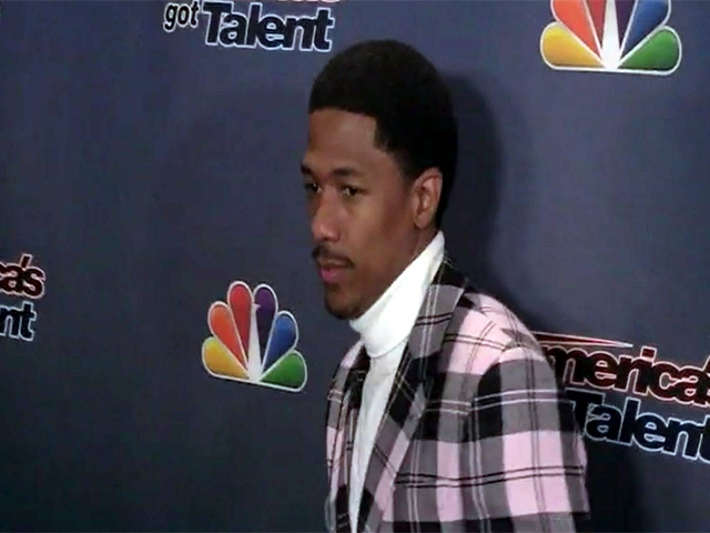 Nick Cannon Outdoes 'America's Got Talent' Judges With Dazzling Shoes At Post Show Event - Part 1