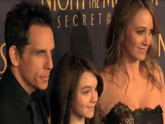 Ben Stiller Is Joined By Co-Stars On The Red Carpet At 'Night At The Museum: Secret Of The Tomb' Premiere -  Part 2