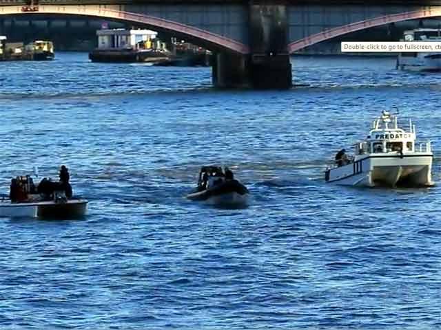 Daniel Craig And Rory Kinnear Shoot Speedboat Scene For 'Spectre' - Part 3