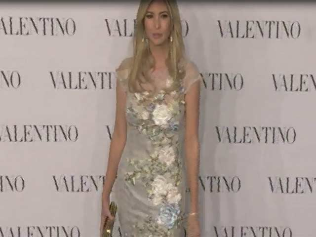 Ivanka Trump And Nicky Hilton Turn Heads At Valentino Sala Bianca 945 Launch - Part 3