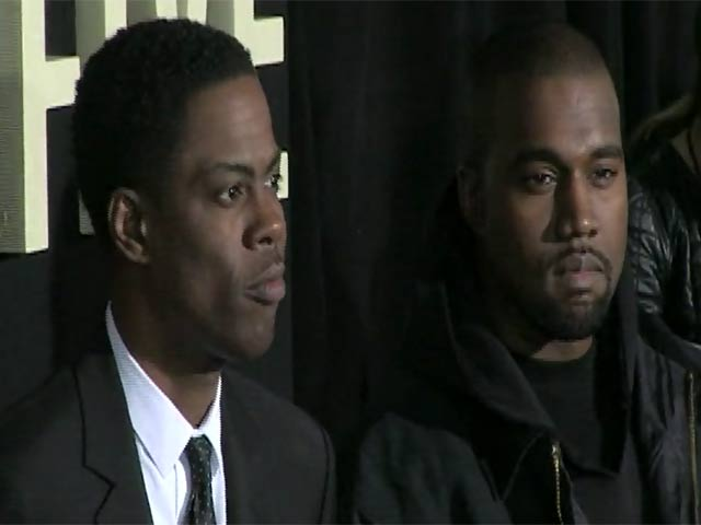 Kanye West Spotted At NY Premiere Of Chris Rock's 'Top Five' - Part 3