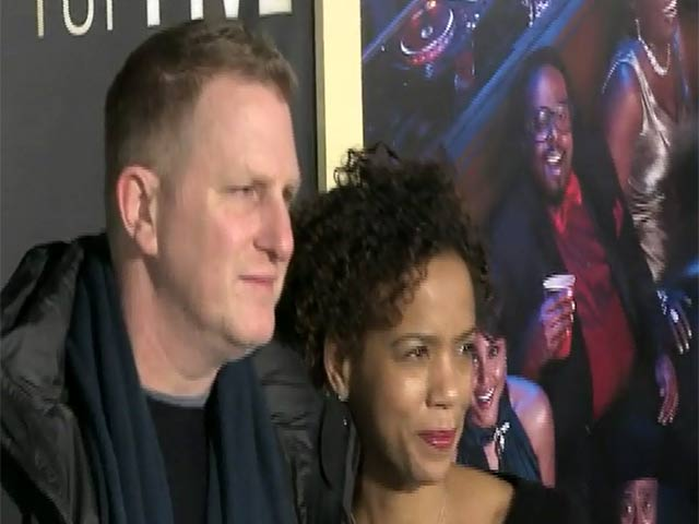 Michael Rapaport Spotted At 'Top Five' NY Premiere - Part 5