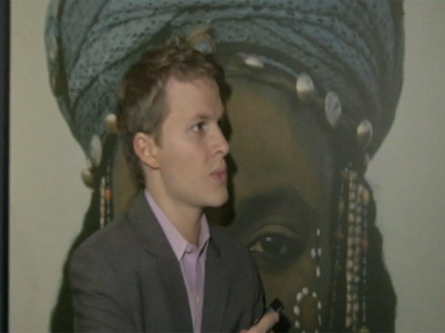 Ronan Farrow Politely Declines To Talk About His Sisters At Pussy Riot Conference
