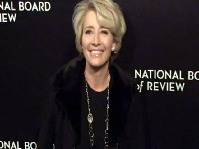 Saving Mr Banks' Emma Thompson Hits The 2014 National Board Of Review Awards - Part 3