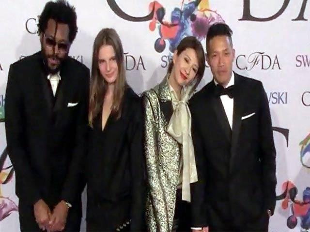 Donna Karan And Vera Wang Among Designers At The 2014 CFDA Fashion Awards - Part 9