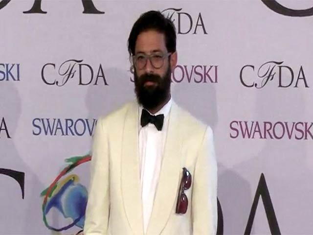 Fashion Experts From Designers To Journalists Arrive At The 2014 CFDA Fashion Awards - Part 5