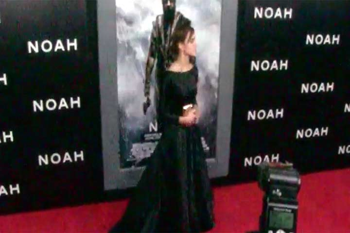 Emma Watson, Logan Lerman and Douglas Booth Arrive At 'Noah' NY Premiere - Part 2
