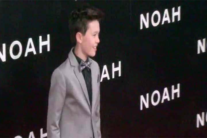 Minor Cast Members Arrive For The New York Premiere Of 'Noah' - Part 1