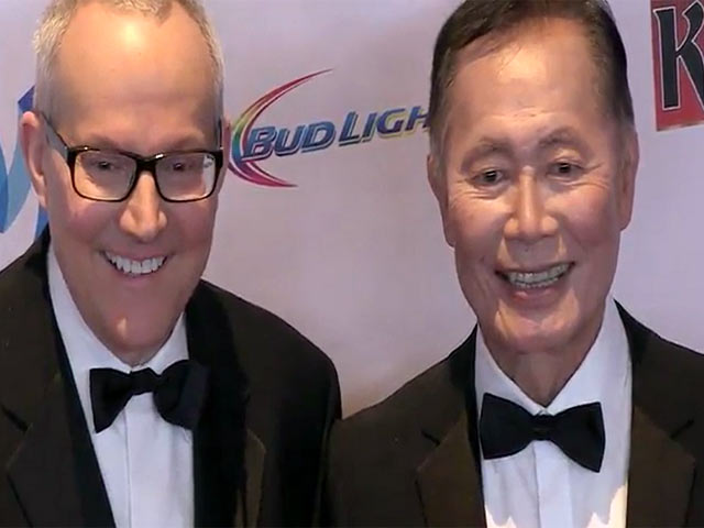 George Takei Was Among Honourees At The 25th Annual GLAAD Media Awards - Part 2