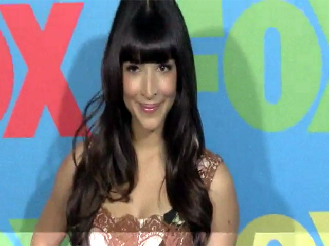 'New Girl' Stars Hit The Blue Carpet At FOX Upfronts - Part 7