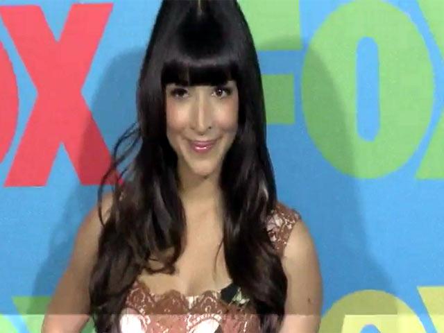 'New Girl' Stars Hit The Blue Carpet At FOX Upfronts - Part 7