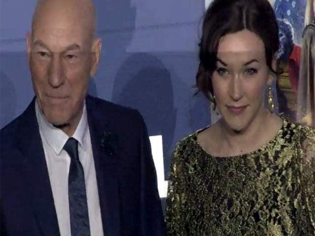 Patrick Stewart Takes Wife To World Premiere Of 'X-Men: Days Of Future Past' - Part 2